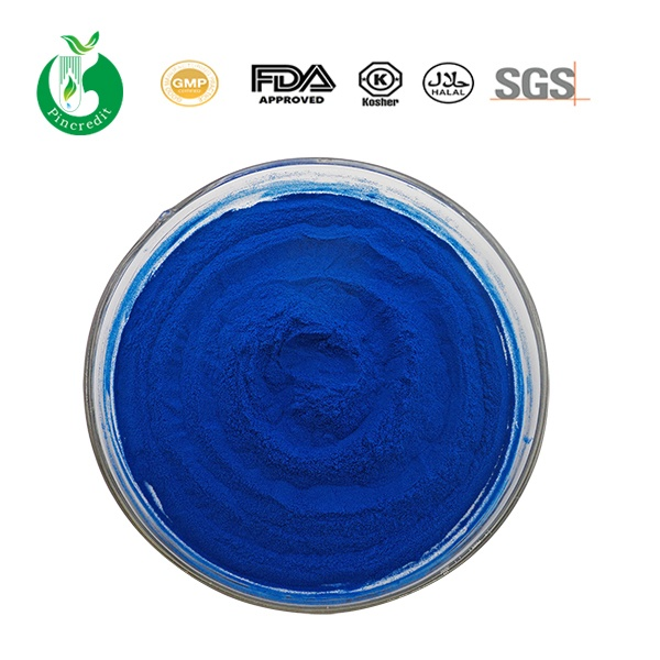 Blue Spirulina Powder Phycocyanin