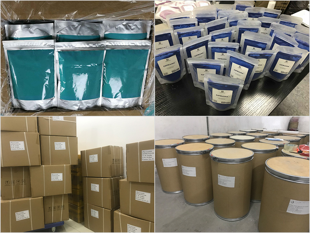 phycocyanin packaging