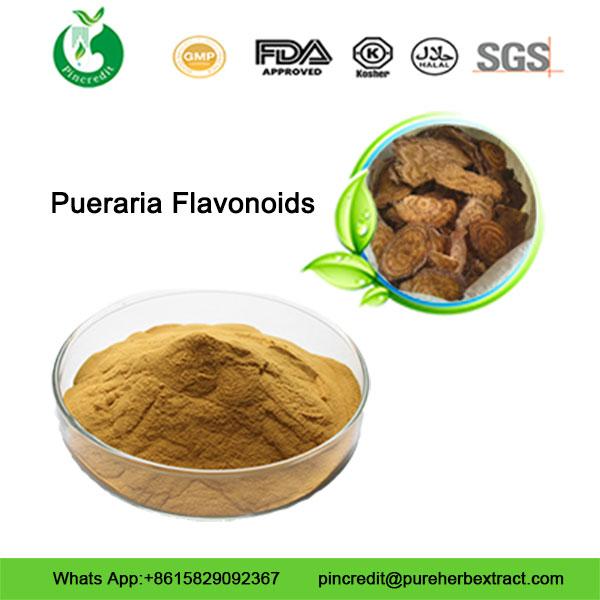 Pueraria-Flavonoids