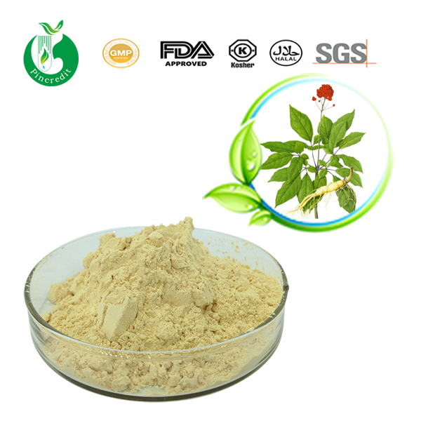 Ginseng Stem and Leaf Extract Ginsenosides