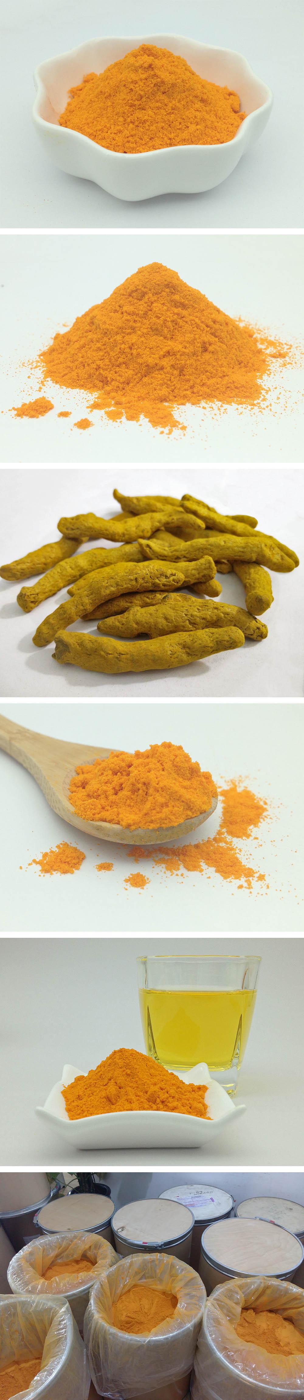 turmeric root extract curcumin powder
